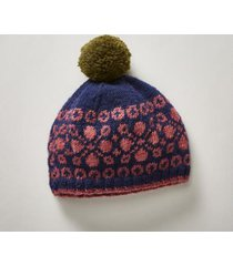 sundance catalog women's swirling skies hat in ink