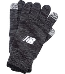 mens knitted touch screen gloves