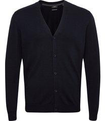 sweaters stickad tröja cardigan blå esprit collection