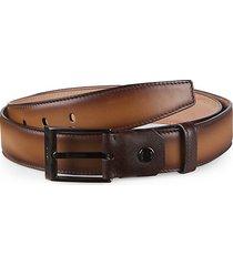 shiff leather belt
