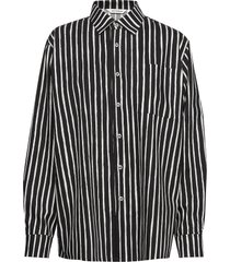 jokapoika 2017 overhemd met lange mouwen zwart marimekko