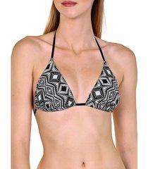 bikini lisca omkeerbaar driehoekig badpak top haïti