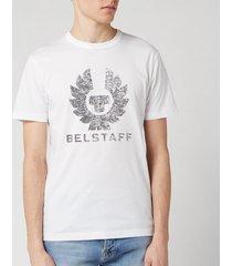 belstaff men's coteland t-shirt - white - m