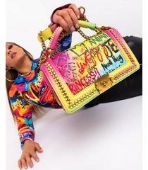akira best revenge is your paper graffiti purse