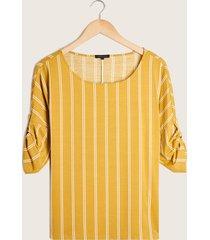 blusa amarillo patprimo