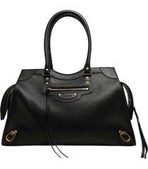 balenciaga neo classic shoulder bag