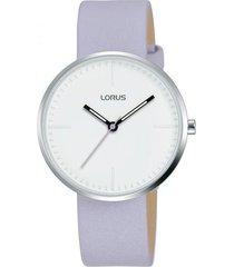 reloj violeta mujer lorus