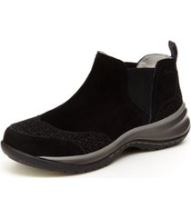 jambu originals moonflower women's slip-on bootie women's shoes