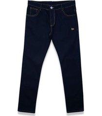 calça jeans new era masculina