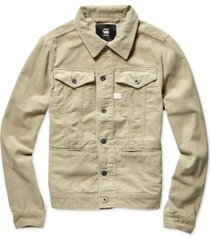 g-star raw men's d-staq slim-fit hybrid jacket, created for macy's