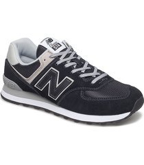 ml574egk shoes sport shoes low-top sneakers zwart new balance