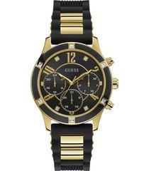 reloj guess mujer breeze/gw0039l1 - negro