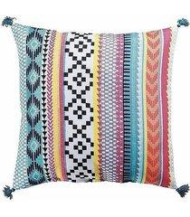 poduszka dekoracyjna folk 40x40 cm