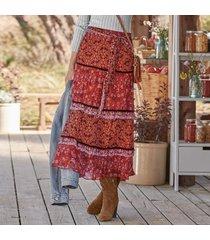 autumn haze skirt