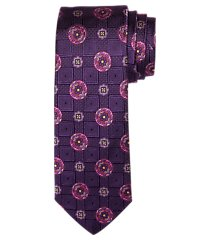 reserve collection round and square medallion tie clearance