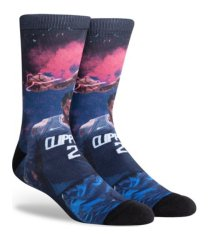 parkway men's los angeles clippers voltage crew socks