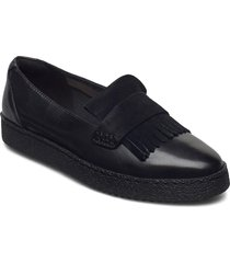 lillia lottie loafers låga skor svart clarks