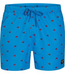 björn borg zwembroek loose shorts la parasol ibiza blue-l