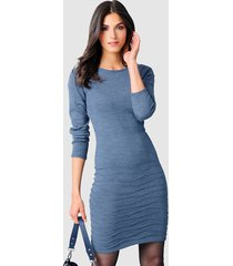 jurk alba moda blauw