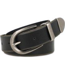 frye leather jeans belt
