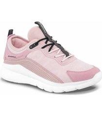 envío gratis tenis goldie rosado para mujer croydon
