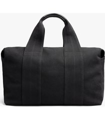montecito coated canvas weekend bag