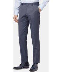 boss men's gains-wg travel line slim-fit trousers