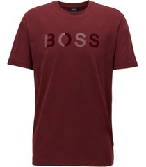 boss men's tiburt 148 cotton jersey t-shirt