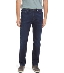 men's 34 heritage charisma men's relaxed fit jeans, size 42 x 32 - blue