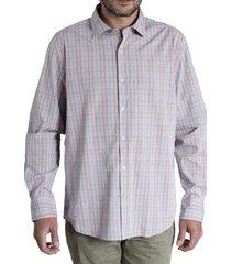 camisa galiana aldogón orgánico rosa rockford