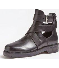 skórzane buty model teigen