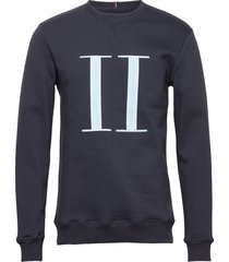 encore sweatshirt sweat-shirt trui blauw les deux