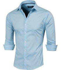 camisa celeste valkymia ralph