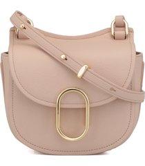 3.1 phillip lim pebbled leather shoulder bag