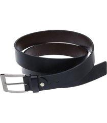 cinto social masculino fkv em couro legitimo preto 35 mm preto
