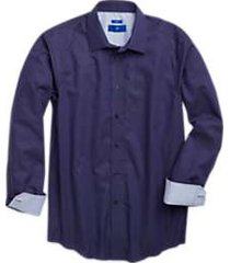 egara navy diamond sport shirt