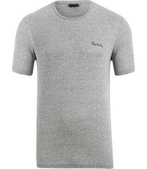 camiseta cinza mesclada - kanui