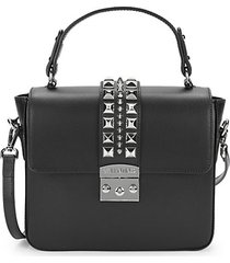 layla studded crossbody bag