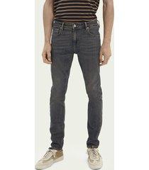 scotch & soda skim super slim fit jeans — hint of tint