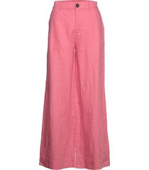 maria trousers vida byxor rosa twist & tango