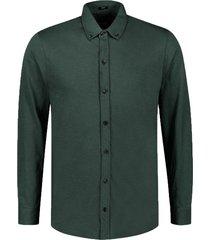 dstrezzed overhemd donkergroen sf 303382/513