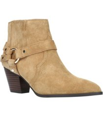 bella vita bronx booties women's shoes