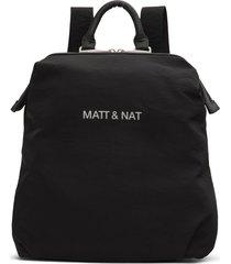 matt & nat dublin backpack, black