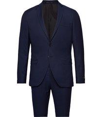 jprsolaris suit pak blauw jack & j s