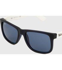 gafas azules-blancas ray ban 0rb4165