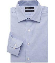 classic-fit bird's eye dress shirt