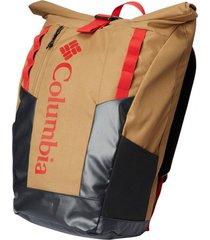 mochila convey 25l rolltop daypack café columbia