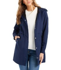 style & co button-down jacket, created for macy's