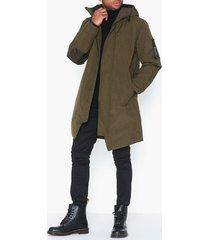 elvine gunter jacket jackor olive