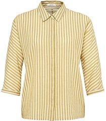 opus blouse frona stripe